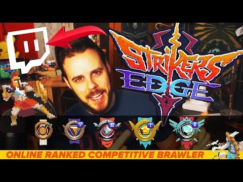 STRIKERS EDGE - COMPETITIVE DODGEBRAWLER