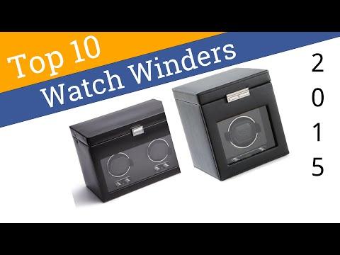 10 Best Watch Winders 2015