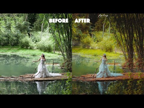 How To Make Your Photo Looks Better | Photoshop CC 2018 Tutorial