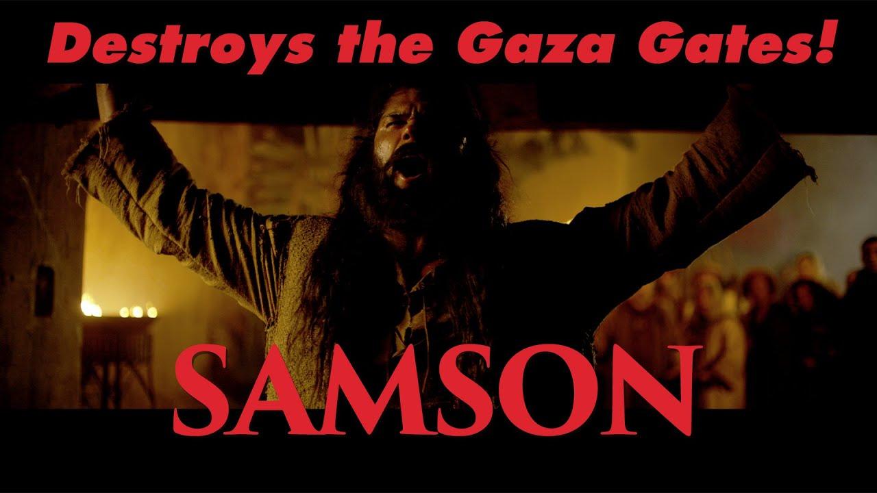 Download SAMSON Destroys the Gaza Gates! Directed by Gabriel Sabloff MP3 Gratis