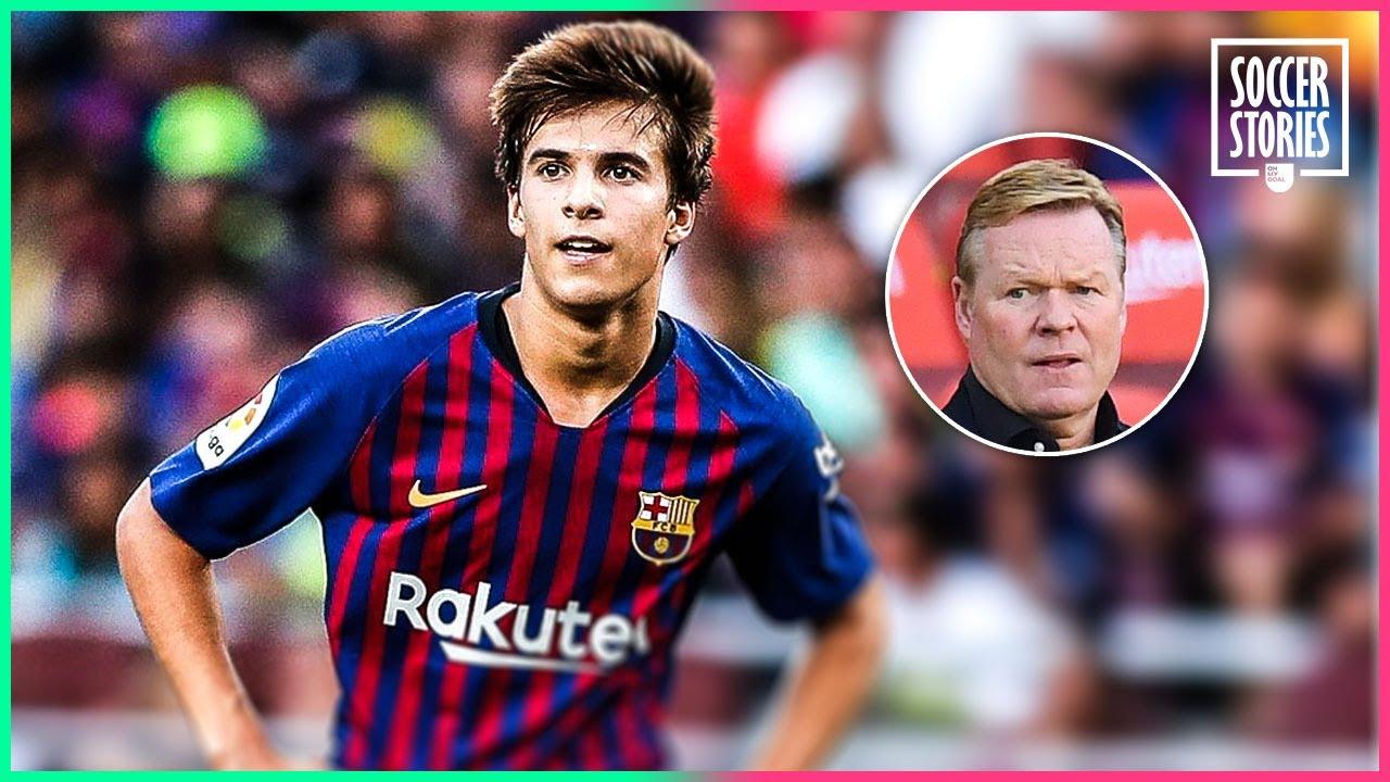 Riqui Puig : la revanche du joueur le moins aimé par Koeman au FC Barcelone   Oh My Goal