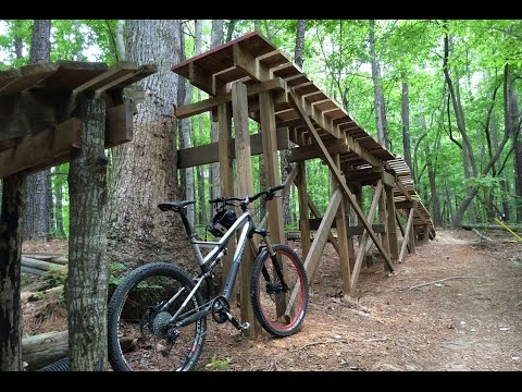North Carolina's Best Freeride MTB Trail..?