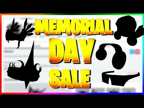 WE'RE GETTING A UGC ROBLOX MEMORIAL DAY SALE?? (ROBLOX CANCELLED SALES?)
