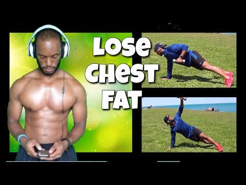 How To Lose Chest Fat | No More Man Boobs