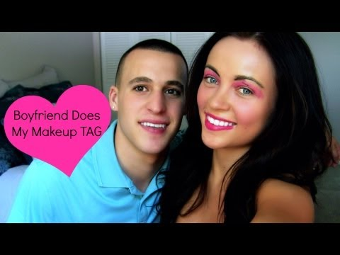 My ExBoyfriend Does My Makeup Tag!♡