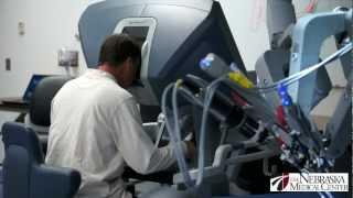 Robotic Prostate Surgery - The Nebraska Medical Center