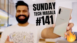 #141 Sunday Tech Masala - Galaxy Note 10 Giveaway #BoloGuruji🔥🔥🔥