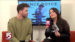 Entrevista a Prince Royce 2017