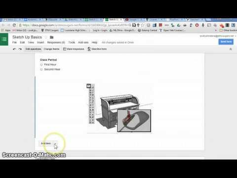 Google Form-Video&Images