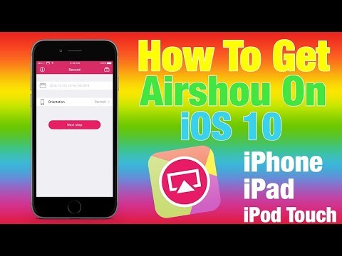 How To Install Airshou (100% Working) (Not Clickbait) 2017