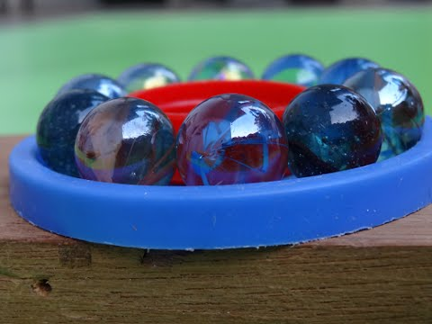 Ball Bearing with marbles