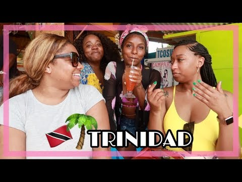 FIRST DAY IN TRINIDAD!! | TRAVEL VLOG