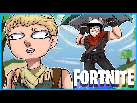 Fortnite Funny Moments & Fails! - Launch Pad Final Kill, The Pleasuriser, Clueless Noobs, & Snipes!