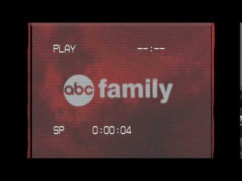 ABC Family Logo In VHS