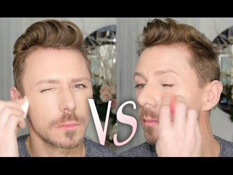 THE BEAUTY BLENDER VS $.50 SPONGE!