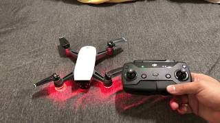 Dji Spark Remote Pairing How To