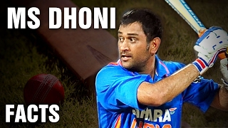 10 Surprising Facts About MS Dhoni