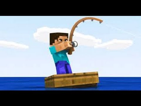 how to make fishing rod in minecraft