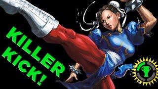 Game Theory: Chun-Li
