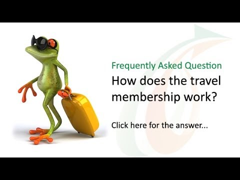 GAAB Travel Club Membership - How does it work?