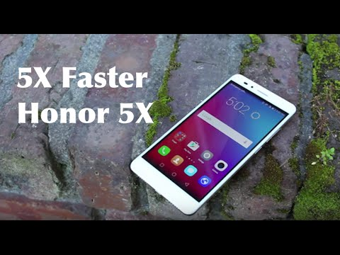 How To Boost Speed On The Honor 5X,  FIX Lag!