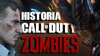 Historia de CoD Zombies hasta Black Ops 3