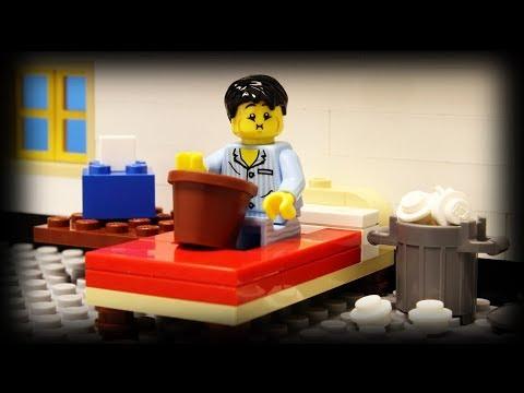 Lego Sick Day