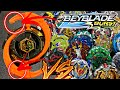BEYBLADE BURST TURBO SLINGSHOCK VS KRONOS SCYTHE SWIPE XTS STEALTH BETTLERS PETER PLAY