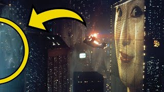 20 Things You Somehow Missed In Blade Runner
