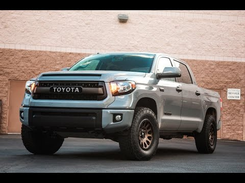 How to Improve Throttle Response on a Toyota Tundra