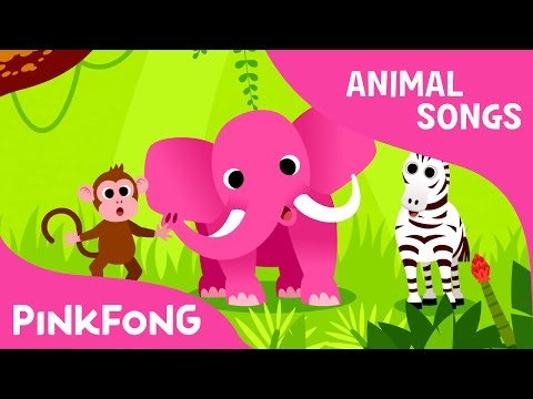 Download MP3 animals animals animal songs pinkfong songs for children