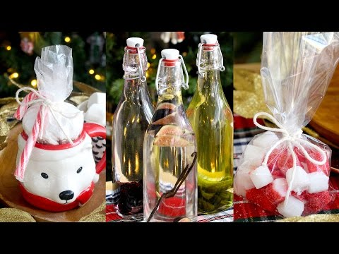 Last-Minute Edible Christmas Gift Ideas   RECIPES