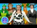 Alphabet Animals More Alphabet Songs Learn ABCs With The Alphabet Series Kids Songs