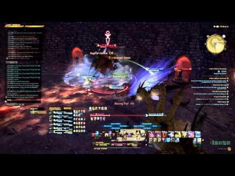 Final Fantasy XIV: A Realm Reborn - Hydra (Relic Weapon Quest) 6-man kill