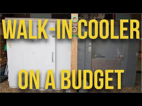 IN FOCUS - Walk in Cooler on a Budget