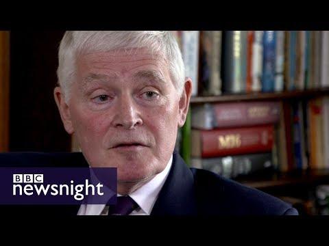 John Bercow accused of bullying staff member - BBC Newsnight