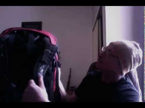 A wee Charity Shop Chat and selling my 100L Gregory Back Pack
