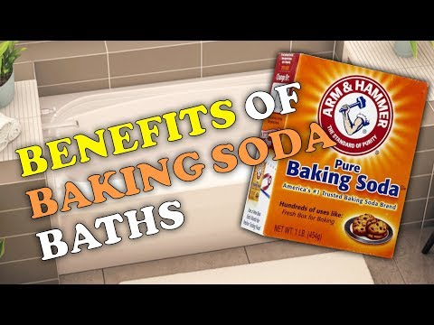 Baking Soda Bath for Health Benefits | How To Improve Your Health