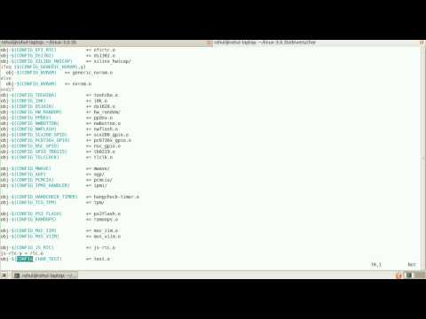Linux Kernel Tutorial #1: Writing static loadable kernel module