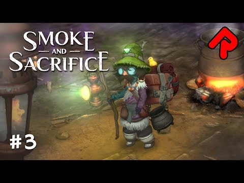 MOILGRIND VILLAGE: Hunting the Porcupine Boss!   Smoke and Sacrifice gameplay ep 3