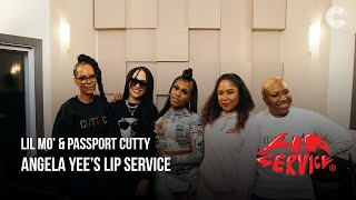 Angela Yee's Lip Service Feat. Lil Mo & Passport Cutty
