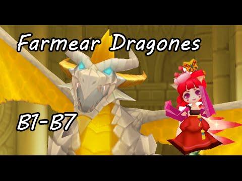 Como Farmear Dragones B7 - Summoners War - Español