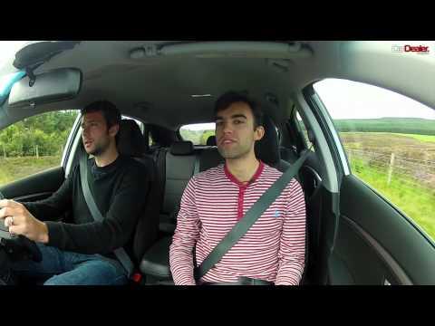 Hyundai i30 (2012 model) 1.6 CRDi Style Nav Road Test Review