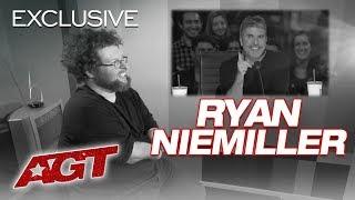 Ryan Niemiller Speaks On Representing People With Disabilities - America's Got Talent 2019