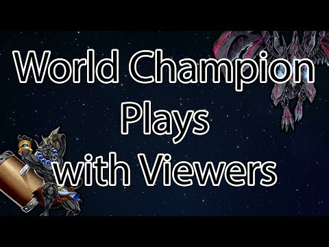 [World Champion] Playing Red-Eyes Zombie against twitch viewers