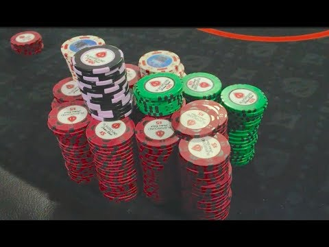 Stacking Multiple Opponents In Wild Game!!! - Poker Vlog Ep 62