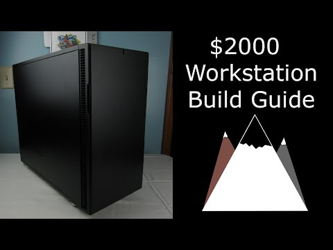 Avalanche ($2000 Computer) Build Guide - 2015