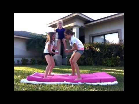 Basic Cheer Stunts