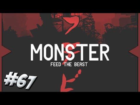 FTB Monster - Episode 67 - Cursed Earth Mob Spawner!