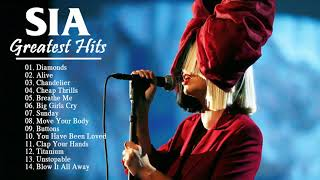 SIA Best Songs New Playlist 2018 - Greatest HIts Full Album Of SIA